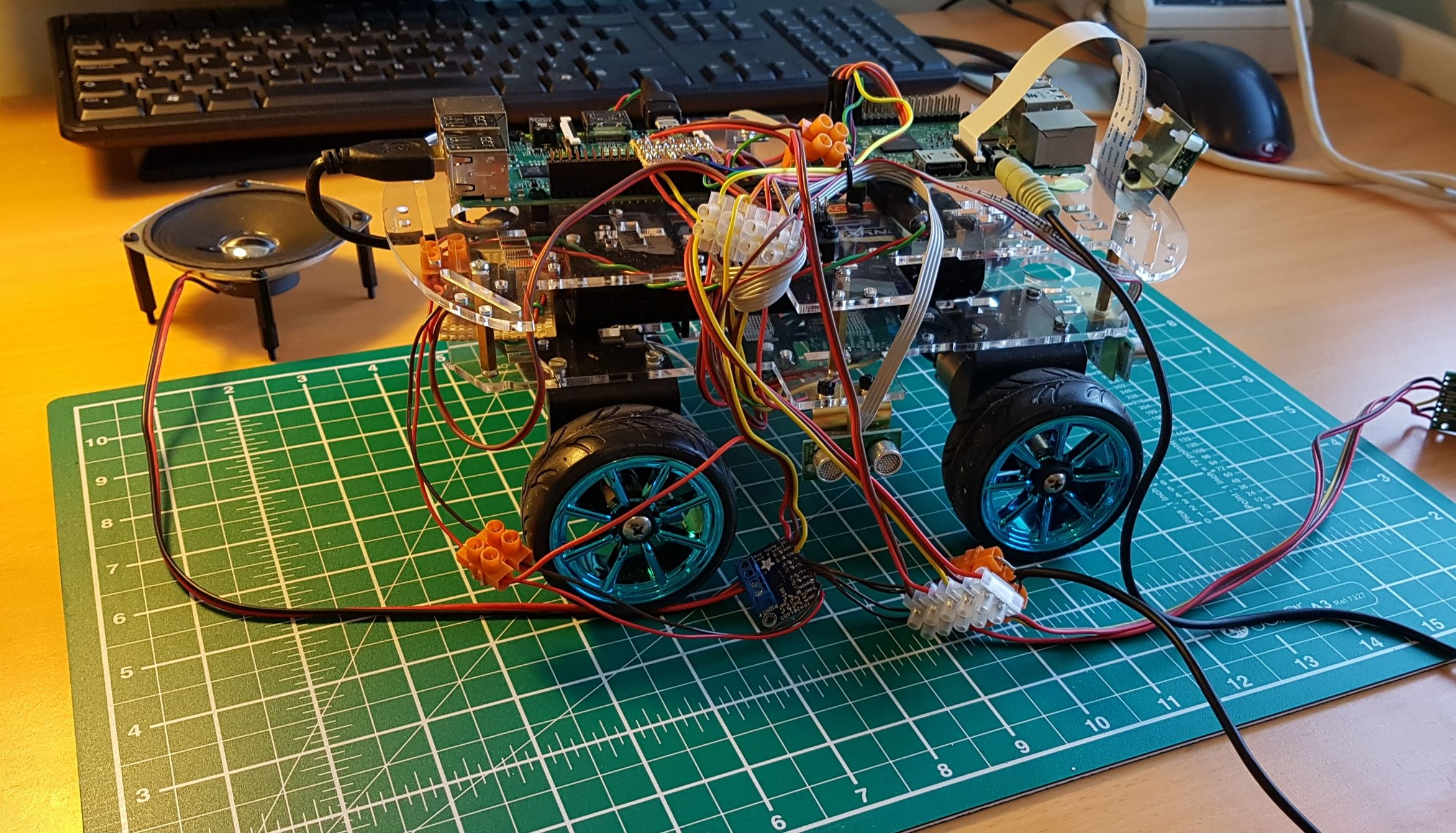 Electronics, Coding and Everything Inbetween