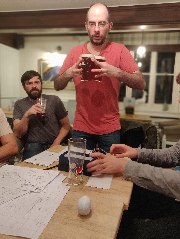 Ely Makers Pub Meet up Oct 2018