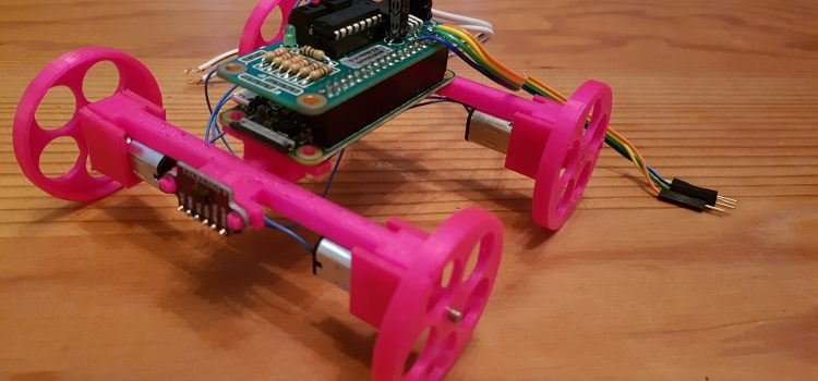 The Experimental Robots
